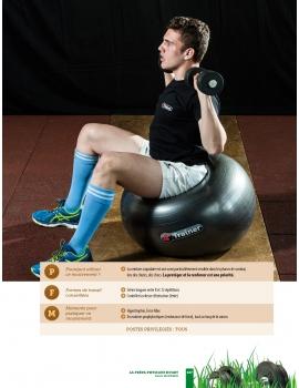 La préparation physique Rugby - Le développement de la Force | Xavier Mondenx | 4Trainer