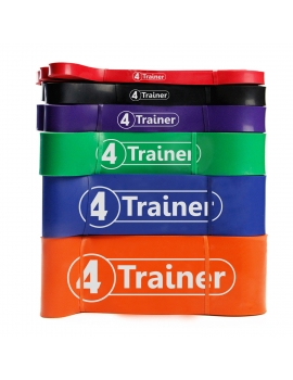 Pack Powerband Bande élastique 4Trainer