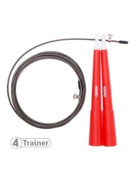 corde à sauter ajustable CROSSFIT 4Trainer