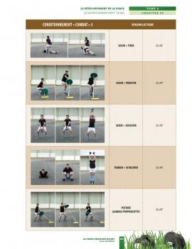 La préparation physique Rugby