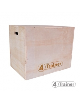 Plyo box en bois CROSSFIT 4Trainer
