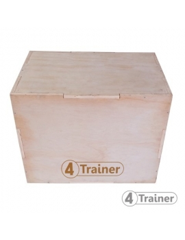 Plyo box en bois CROSSFIT 4Trainer