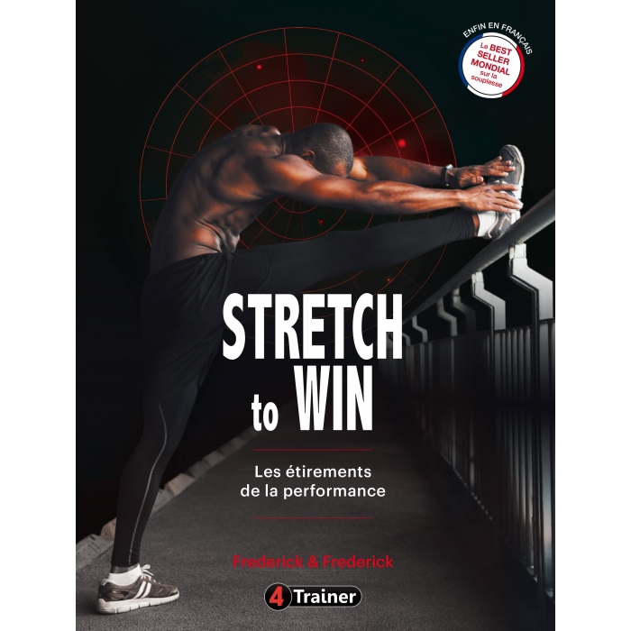Livre stretch to win les étirements de la performance
