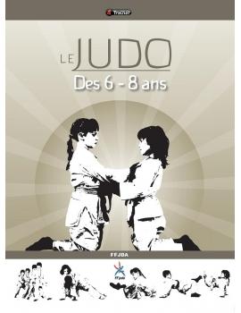 Livre officiel FF Judo le judo des 6-8 ans | 4Trainer