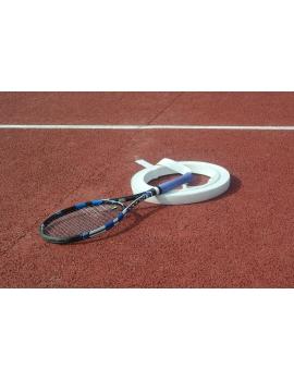 Rouleau de marquage vynile pour délimiter les zones de jeux , d'entraînement