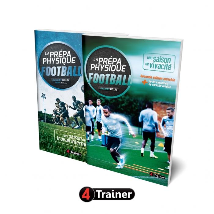 PACK Préparation  physique Football Vivacité | Intermittent