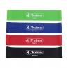 Pack Flat Bands 4Trainer - Mini bandes élastiques plates