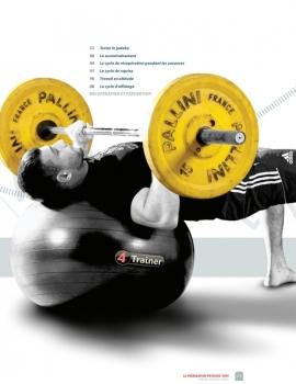 Livre La préparation physique Judo Nouvelle Edition Aurélien Broussal 4Trainer Editions