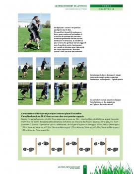 la prépa physique Rugby |Le développement de la Vitesse |Norbert Krantz | 4Trainer Editions
