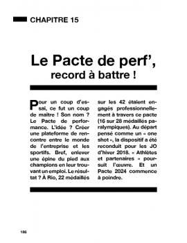 JO 2024 Participer ou gagner Ludovic Mauchien