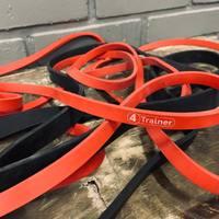 Pour se mettre en condition, se renforcer, se mobiliser ... les #powerbands @4trainer_officiel sont vos outils d'entraînement du quotidien ! . A utiliser sans modération ! . #mobilité #echauffement #preparationphysique #basics #4trainer