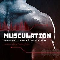 💪 MUSCULATION 💪  Votre performance étape par étape   L'approche pragmatique de cet ouvrage a aidé plus  de 200 000 lecteurs à atteindre leurs objectifs :   ✅ Améliorer l'endurance musculaire ✅ Développer la force ✅ Augmenter la masse musculaire ✅ Tonifier les muscles ✅ Réduire la graisse   Combinant l'expérience de deux experts en force et préparation physique, ce guide maximisera votre développement grâce à une approche progressive de la musculation utilisant différentes charges de poids (poids libres et machines).  Dans cet ouvrage, vous trouverez des instructions étape par étape pour calculer des charges d'entraînement sûres, des conseils pour aborder les séances et concevoir un programme d'entraînement global sur mesure et des recommandations en nutrition pour maximiser vos résultats.  264 pages    Auteurs : THOMAS R. BAECHLE & ROGER W. EARLE  Weight Training - Steps to success  5ème edition @humankinetics 🇺🇸   Traduction en 🇫🇷 : David Pellier   Sortie Prévue Février 2021
