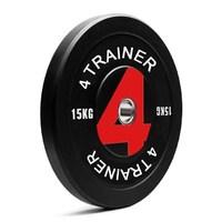 On pose ça là !  Très prochainement sur vos barres ...🏋️♀️   #bumpers #disques #4trainer #halterophilie #crossfit #weightlifting #prepaphysique #preparationphysique #oncharge