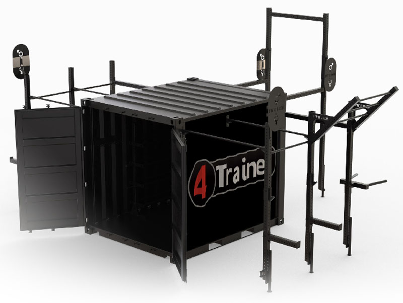 CONTAINER OUTDOOR 4TRAINER